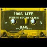 (Ragga Jungle Sound Clash 95) - Side A & B (Dj R.A.W.)  ' Lobotomy Sound Archive '