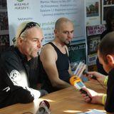 Konferencja prasowa z zespołem Samael 2012.01.12
