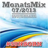 MonatsMix 07/2013 [Sunborn]