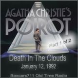 Agatha Christie Presents Hercule Poirot - Death In The Clouds Pt. 1 of 2 (01-12-92)
