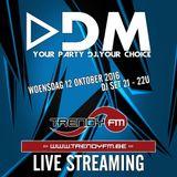 Deejay Dm - Trendy FM Oktober Mix (2016)