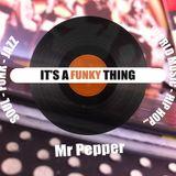 Mr Pepper - It's a Funky Breaks Show !