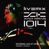 Xavi Kras Live @ CNTRL MNTL (XXXXX) - Paraguay - OCT 25 2014 - XK1014LIVE