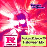Dj Reza - Halloween Mix / Episode 75