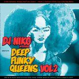 Dj NIKO - Deep funky Queens Vol.2
