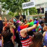 Live at the Sonic Reducer stage - SF Pride 2015 (1st set)