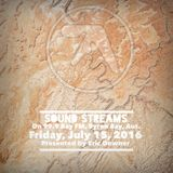 Sound Streams 002, 15/07/16; Richard D. James Showcase