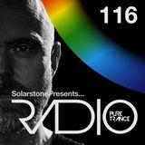 Solarstone presents Pure Trance Radio Episode 116