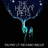 The Heavy Pets - The Funky Biscuit - Boca Raton, FL - 2018-5-17