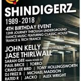 30 Min Promo Mix Shindigerz 4th Birthday Event