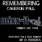 "CAMERON PAUL TRIBUTE MIX ""REMEMBERING CAMERON PAUL"" By D. Ferreira"