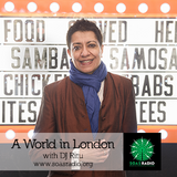 A World In London 250 – Afla Sackey!