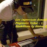 Live Techno Dream Progressive Improvvisato 2 - DischiStoria by Sladone Dj