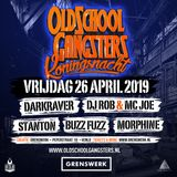 DJ Morphine - Oldschool Gangster's Houseclassics Warm-up Mix 2019