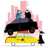 Uber, l'innovation qui dérange