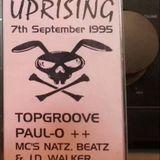 Dj Topgroove Uprising 07 09 95