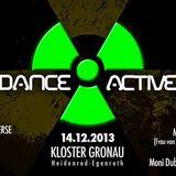 Dj HatReck-Dance Active Opening@Kloster Gronau