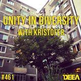 Kristofer - Unity in Diversity 461 @ Radio DEEA (11-10-2017)