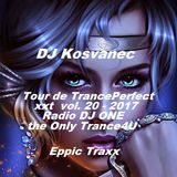 DJ Kosvanec - Tour de TrancePerfect xxt vol.20-2017 (Uplifting Mix)