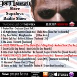 "Slave Supalova Radio Show English Vrs"" 30.09.2017 ep. 598"