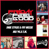 Friday Feel Good Quick Mix ~ Jump On This Old School Party Train