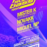 Superbass Night @ Madre Mia Beach / Agosto 2013