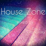House Zone #02 Cube bar 01.05.2014 ( mixed by Paul Gavronsky )
