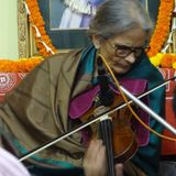 violin: Dr. Sisirkana Dhar Chowdhury / tabla:Rupak battaccharyatabla in slow sitarkhani