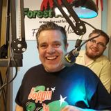 DJ Steve Stack Of Wax ~ ROCKIN' RADIO with my guest DJ Steve Grinster & The Quantums ~ 9 December 15