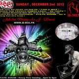 J.K Psts JuliAn Deejay aka J-Sweet - Static House December 2012 (B-Mix)