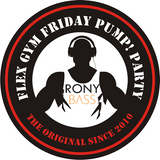 RONY BASS@FLEX GYM - FRIDAY PUMP PARTY 2015.12.04. PART III.