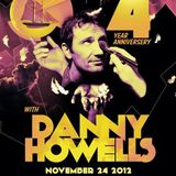 Danny Howells - Live at Asylum 4 Year Anniversary, Asylum, Hawaii (24-11-2012)