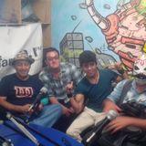 Umbral entrevista a La Hormiga Juana, el día 14 de Junio 2014, por Radio Faro 90.1 fm #Rompiendoesqu
