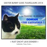 EASTER BUNNY GOES TUURELUURS 2014