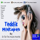 DJ TTMM - The Warm Up Mixtape [Teddiz Mixtapes]