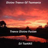 Divine Trance Of Tazmania 1 with Trance Divine Fusion