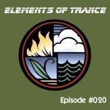 Elements Of Trance Episode #020 [01-02-2013]