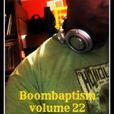 BOOMBAPTISM VOL. 22
