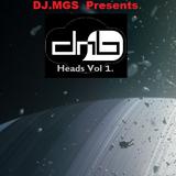 DJ.MGS Presents: Drum 'n' Bass Heads Vol.1