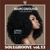 """SOULGROOVE"" vol.13 - 3 october 2K19"