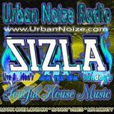 Sizla Sunday's Soulful House Music 10-12-2017 Mark One London/Danny Vibes/Mr Monty Urban Noize Radio
