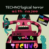 TECHNO'logical TERROR VOL. 4