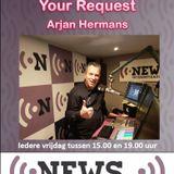 Hermans op Vrijdag/Your Request 16 augustus 2019 - Arjan Hermans