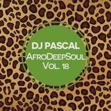 Dj Pascal - AfroDeepSoul Vol.18