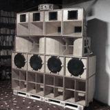Budapest Dub Club 29.Dec - Jahfar (Dubapest HiFi) - 1hour Rootical-Steppa Selection - live session