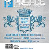 Savage live at PRSPCT Night Budapest A38 20110806