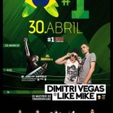 Dimitri Vegas & Like Mike - Live @ Green Valley Club, Brazil (30.04.2013)