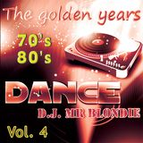 The golden age of Disco Music. Vol. 4