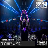 Markus Schulz - Global DJ Broadcast 2 Hour Mix (14.02.2019)