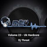 RT4 Vol 23 - DJ Threat - Uk Hardcore